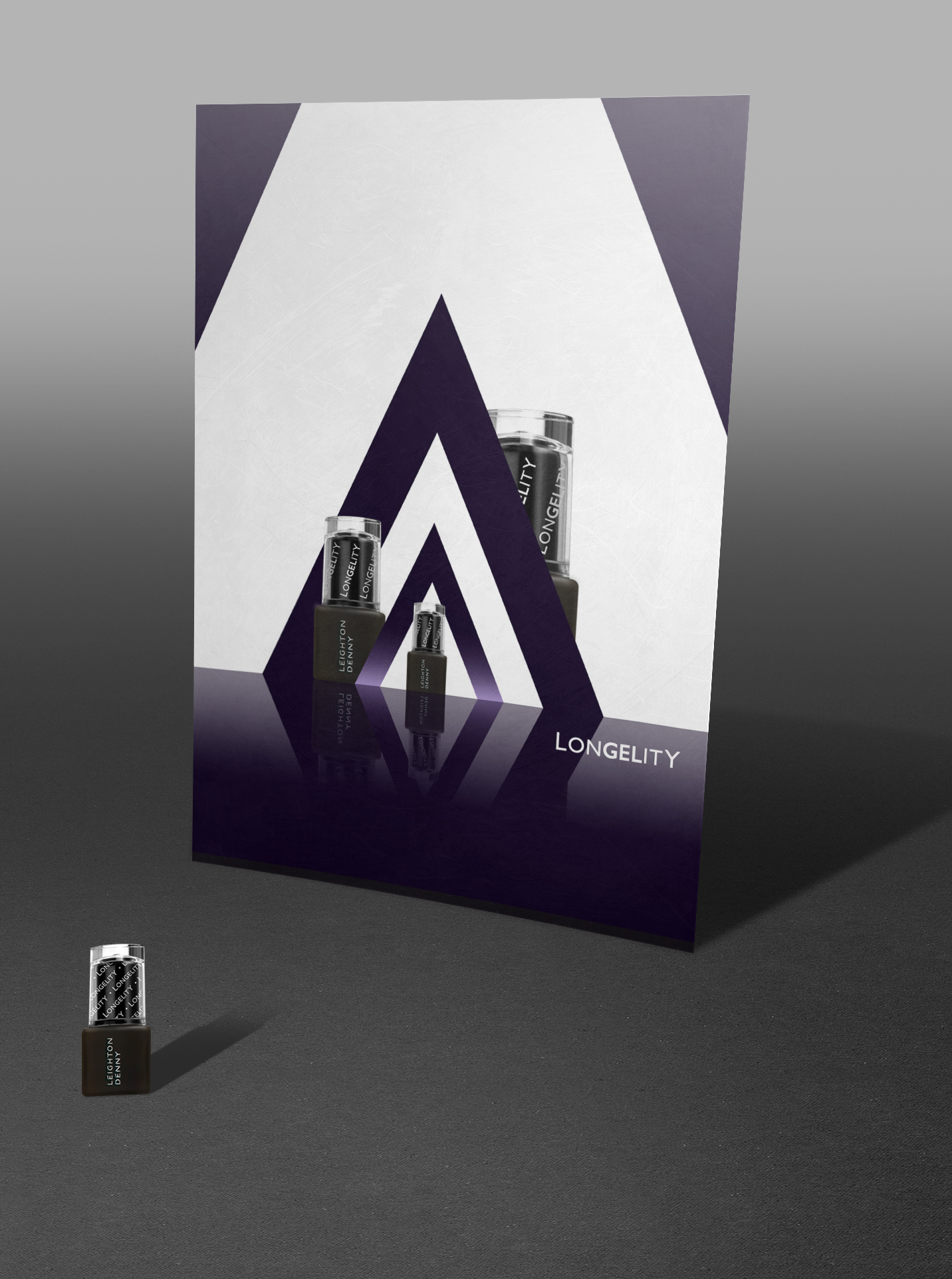 Poster design portfolio - Logo Packaging And Visualisation