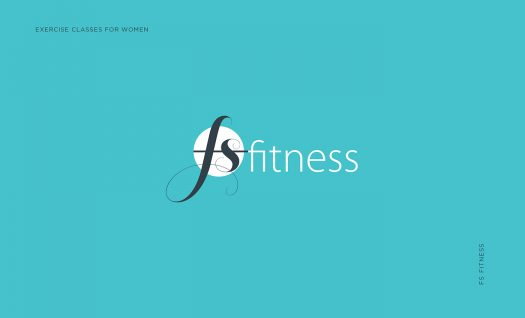 Logo design for women's exercise class